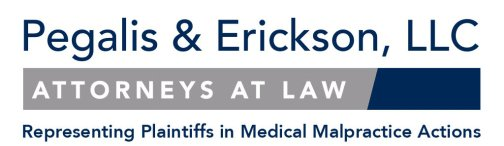Pegalis Erickson Medical Logo