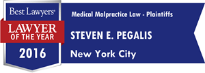 pegalis and erickson lawyer of the year 2016